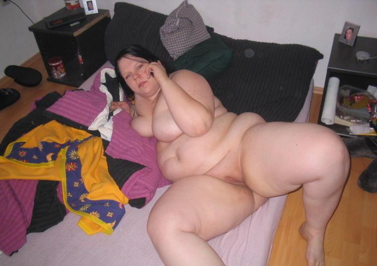 Nana obèse cherche mec pour la baiser comme une chienne