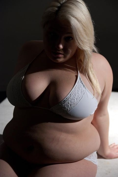 image Beautiful big belly blonde bbw wishes you were fucking her